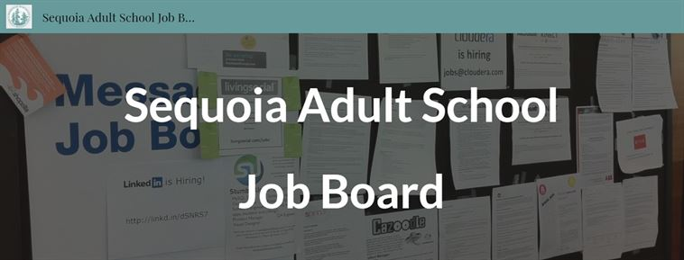 SAS Job Board